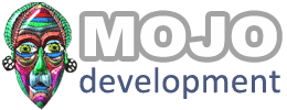 Mojo Development Logo